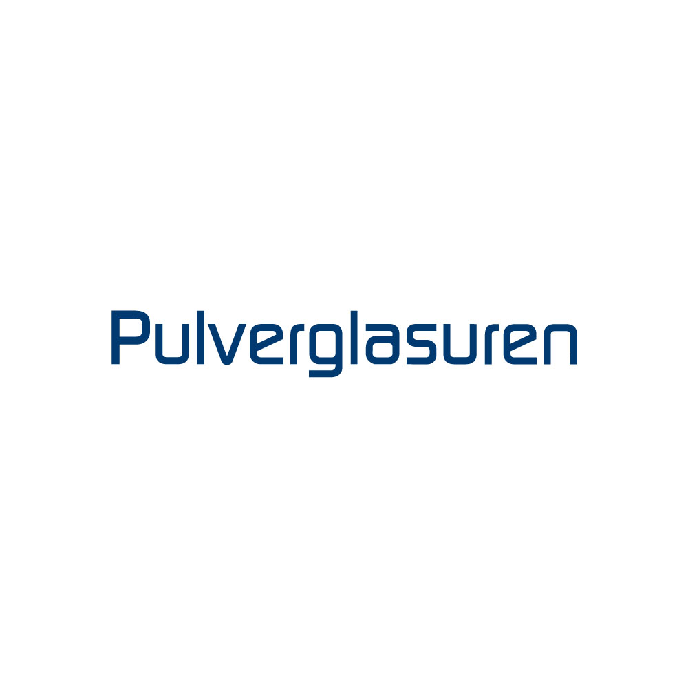 Pulverglasuren