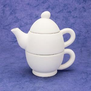 Tea for One, 3-teilig, ø11 cm, 17,5 cm hoch