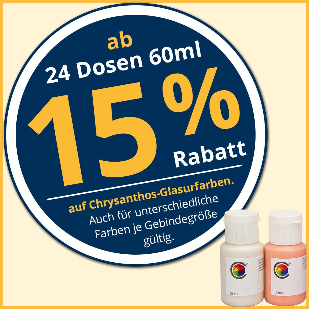 Glasurfarbe CC125G Figaro, 60 ml