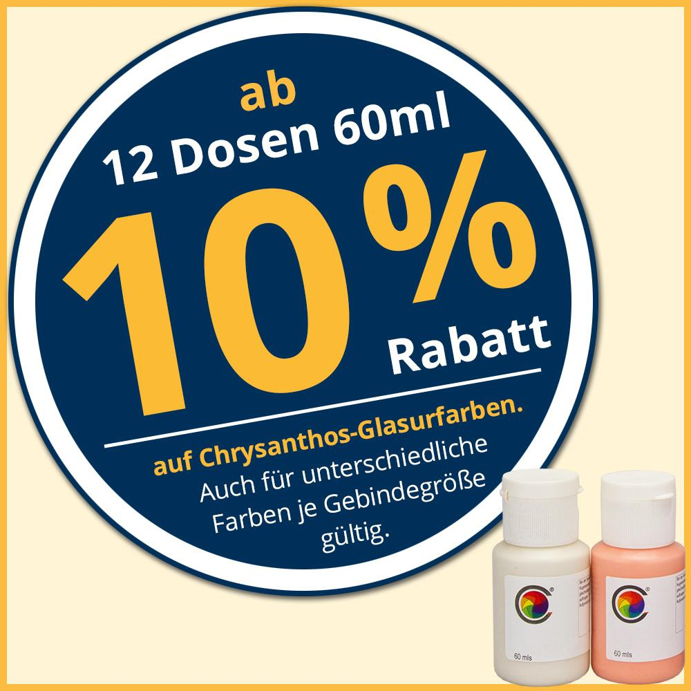 Glasurfarbe CC011G Mayjer, 60 ml